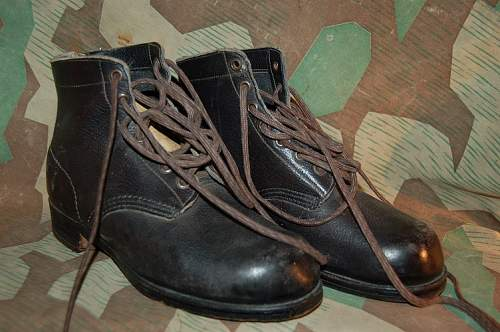 WW2 Hilter Jugend shoes