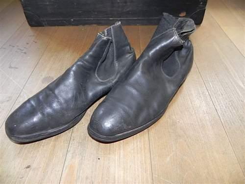 WW2 German Dress Shoes?