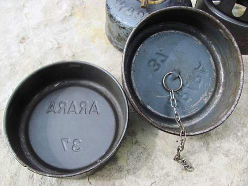 ARARA 37 Heater / Stove