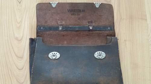 SS Leather bag