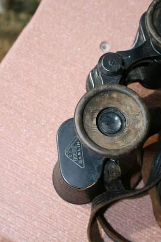 Click image for larger version.  Name:WWII German Binoculars3.jpg Views:307 Size:61.1 KB ID:96109