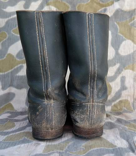 German boots question