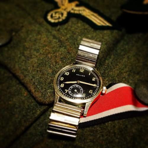 Heer issue wrist watch