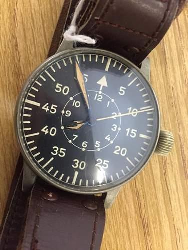 B-Uhr watch?