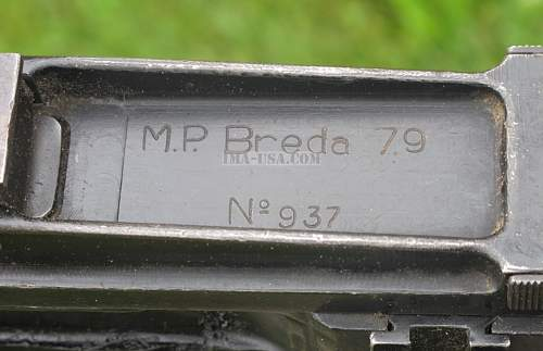 Breda MG Feed Case & Strips - Looking for Info