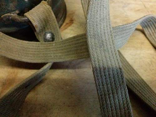 Need help! Original canister strap?