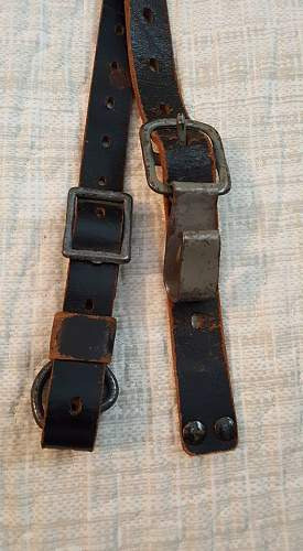 Y straps a recent find