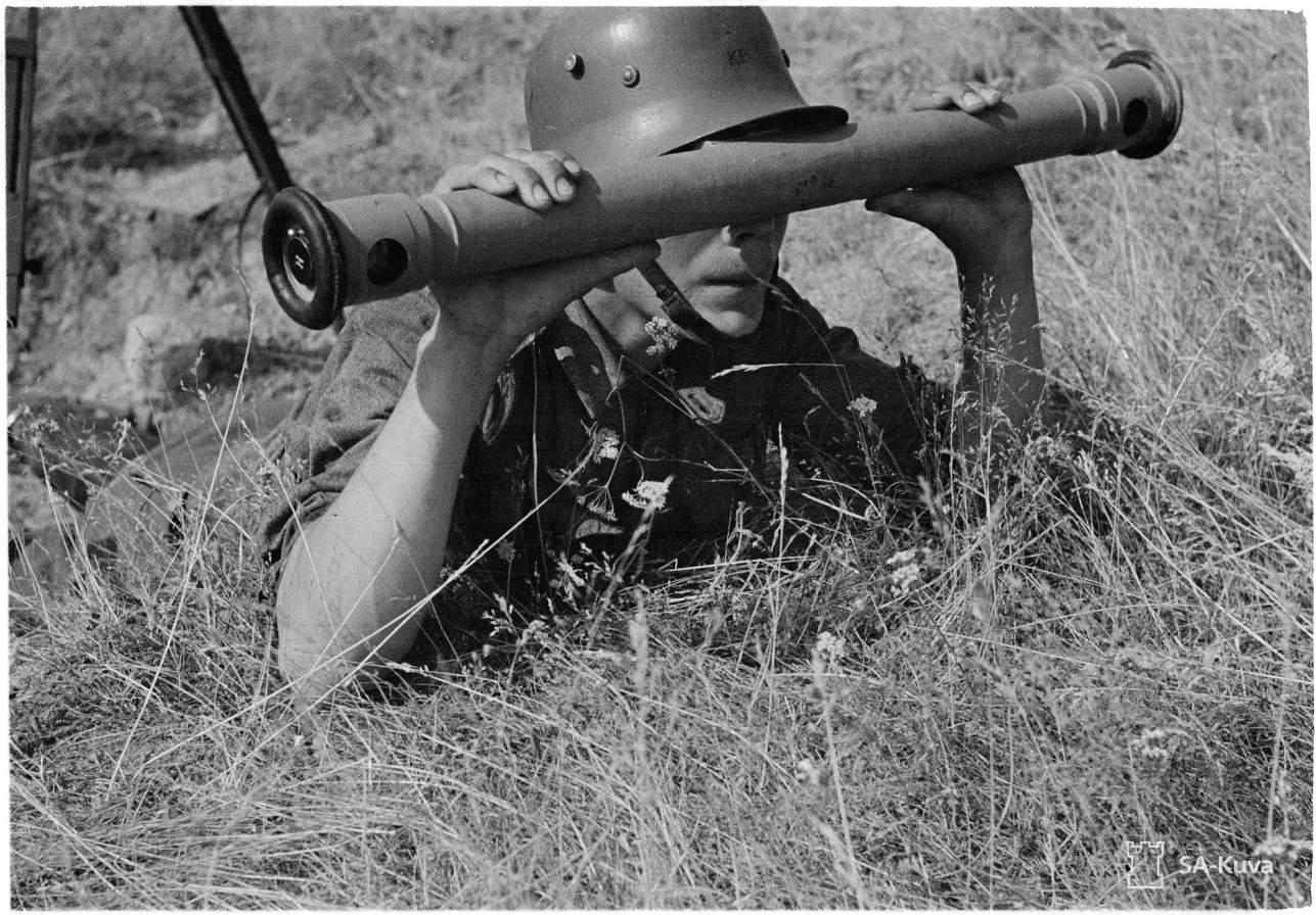 Entfernungsmesser Em 34 : Finnish em34 german made rangefinder