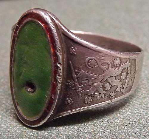 Finnish ring