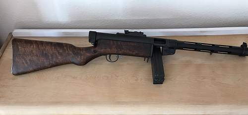 Suomi M31 and K31