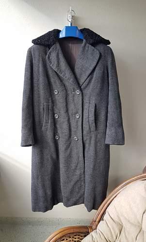Greatcoat or Ulster Overcoat?