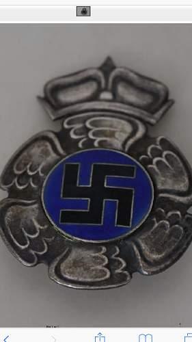 finnish pilot badge