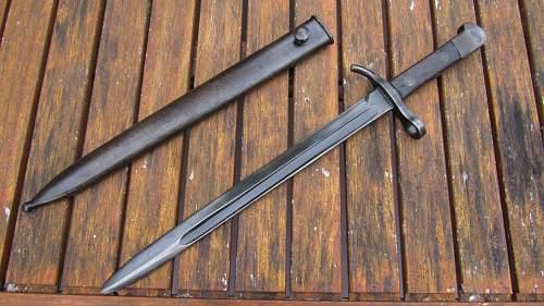 Finnish Bayonets....