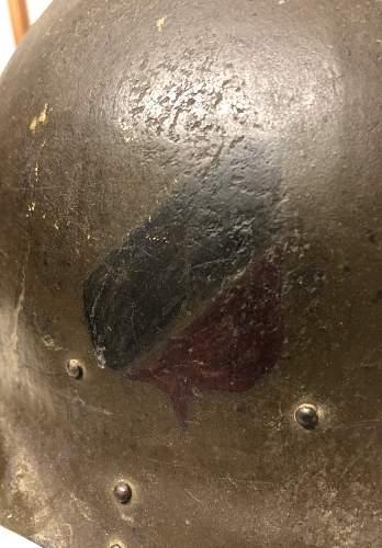 Sohlberg M/17 with strange decals ???