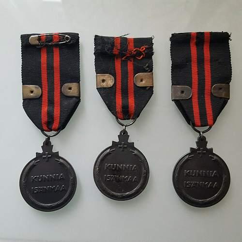 Winter War Medal 1939-40