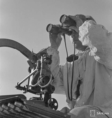 Salty Finnish flak binoculars