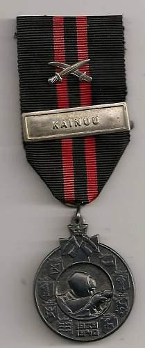 Original Finnish winter war medal?