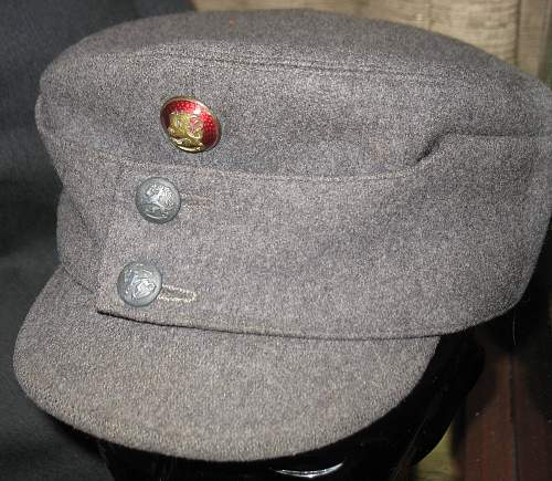 Does anyone collect FINNISH Militaria?