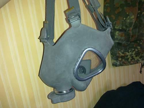 Finnish M/61 gas mask