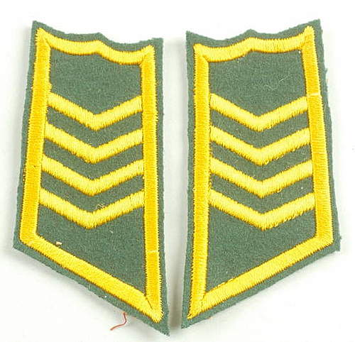 Click image for larger version.  Name:FINNISH JAGERS STAFF SGT COLLAR TABS.jpg Views:215 Size:41.3 KB ID:396360