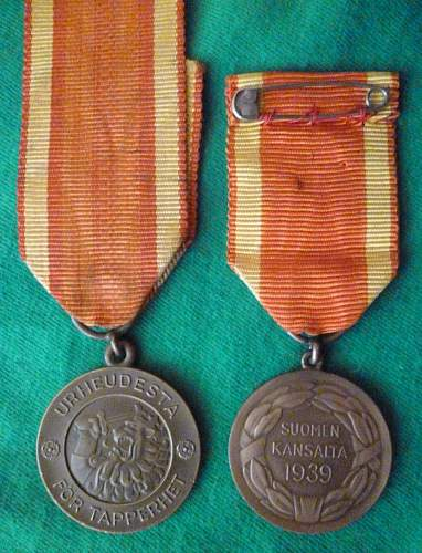 Click image for larger version.  Name:my Finnish Medal of Liberty 2nd class 1939 back and 1941 front.jpg Views:215 Size:230.2 KB ID:409328