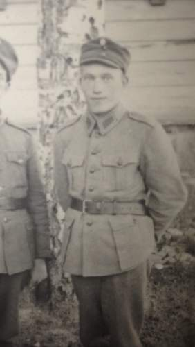 Tribute to my great-grandfather
