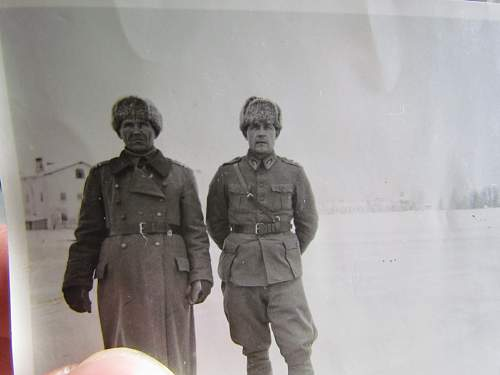My Greatgrandfathers picture - What is his rank?