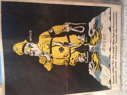 My new propaganda poster