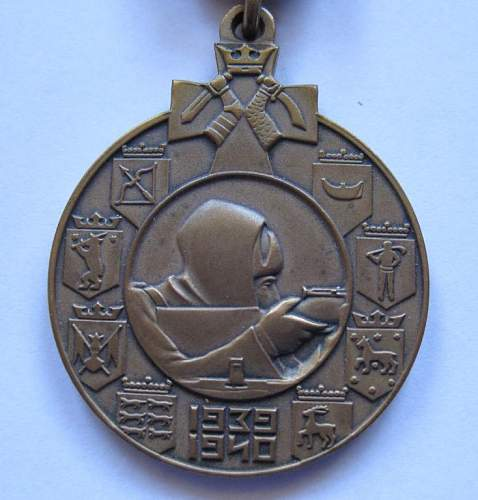 """Finnish War medal """"collection"""""""