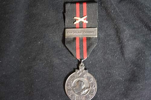 Finnish Winter War-Karelian Ismus?