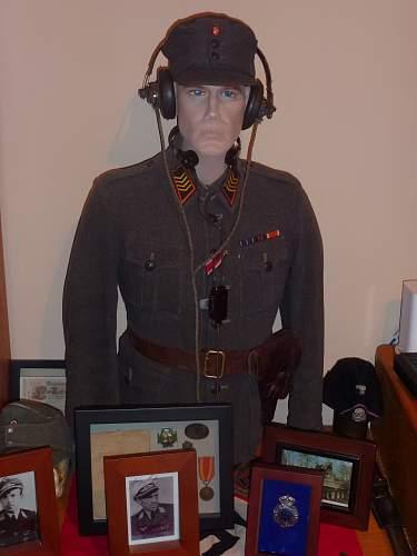 Finnish Uniform Collection