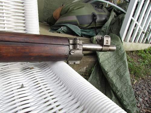 M39 ''Ukko-Pekka'' Civil Guard rifle
