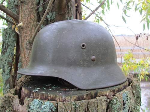 M38 helmet