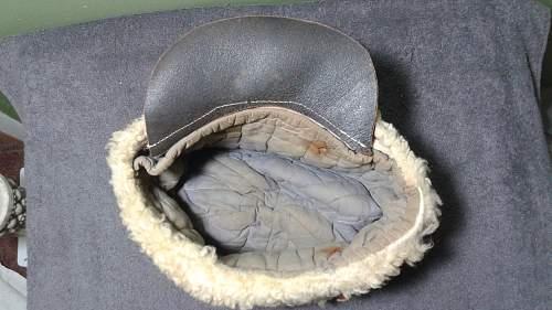 Ww2 finnish winter hat ?? Or post war