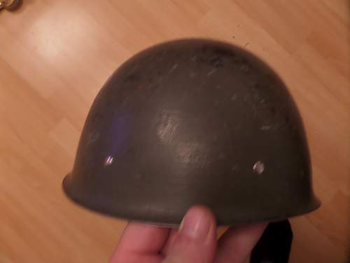 Another Finnish Helmet from my collection