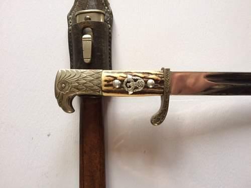 Bayonet polizei