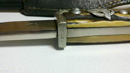 Police Dagger