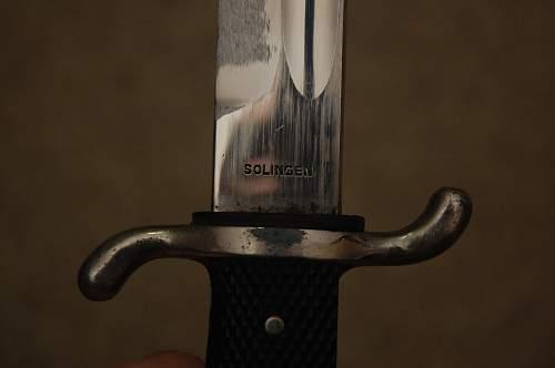 Fireman's knife?