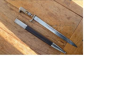 WKC Police Bayonet opinions please