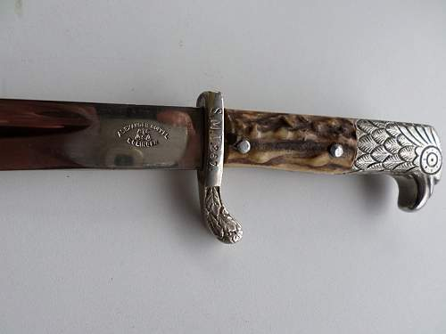 Police Bayonet by Alcoso blade
