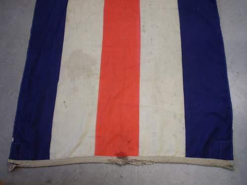 Soviet Navy signalling flag.