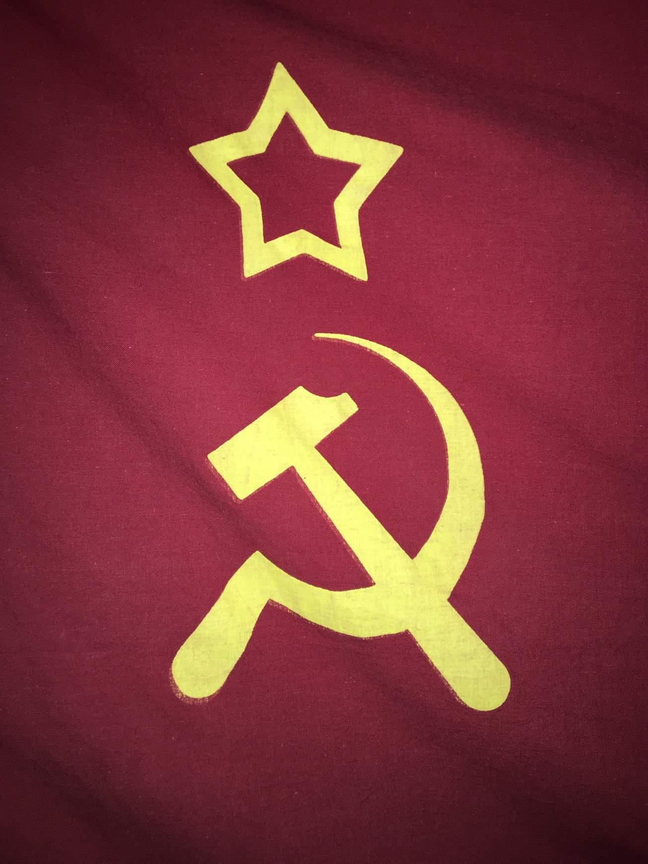 Ussr Flag Ww2 Soviet Flag, WW2 Patte...