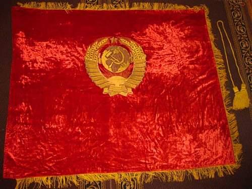 16 Republic USSR Flag