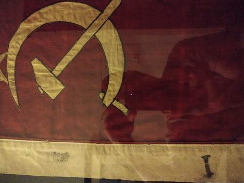 Original WW2 Soviet Flag?
