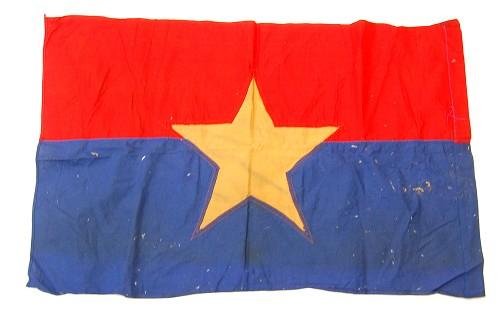 North Vietnamese Flags