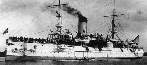 Imperial & Soviet Navy Cap Tallies