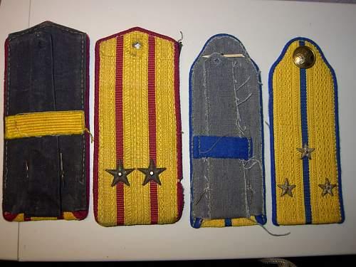 Shoulderboards