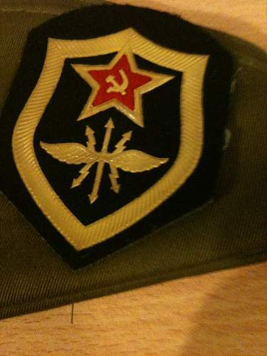 help identifying some badges/cloth patches