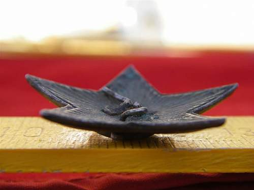 WW2 2 piece cockade from Berlin