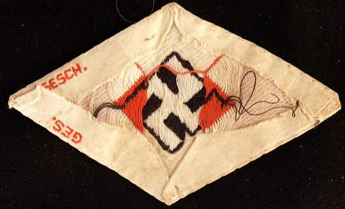 Pennant & Misc. Insignia